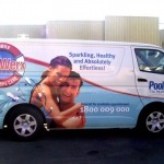 car wrapping and custom vehicle signage