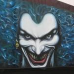 custom airbrush joker