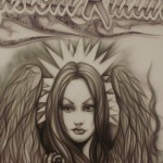 custom airbrush fantasy art