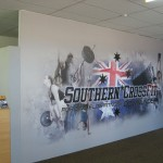 vinyl signage - large scale digital print