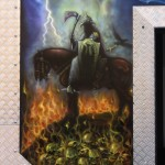 fantasy airbrush art